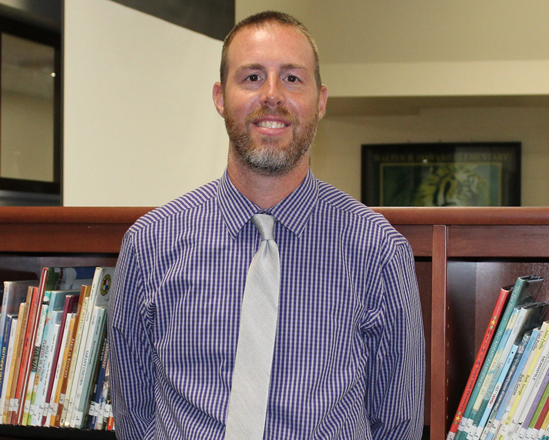 Principal Josh Noble