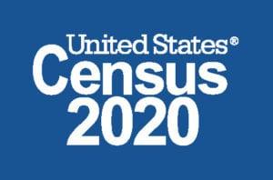 image of united states census 2020 logo